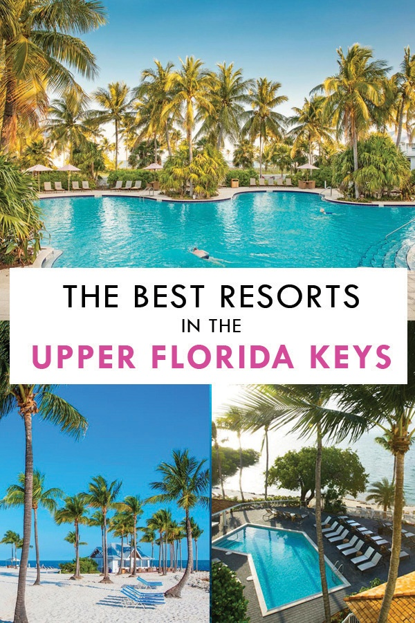 Best Upper Florida Keys Resorts Pin