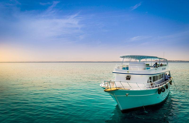 Florida Keys snorkeling boat
