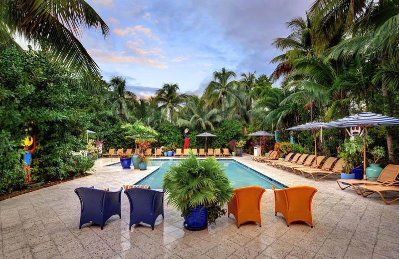Parrot Key Key West resort