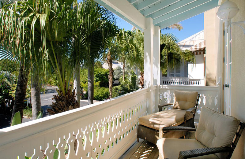 Pier House Key West resort
