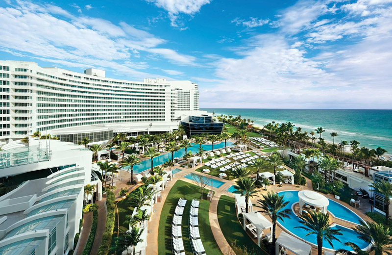 Fontainebleu Miami Beach Hotel