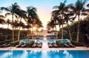 Setai South Beach Miami Hotel
