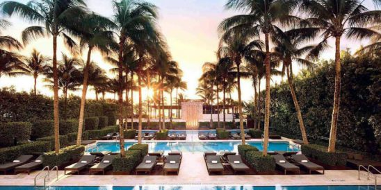 Setai South Beach Miami Hotel