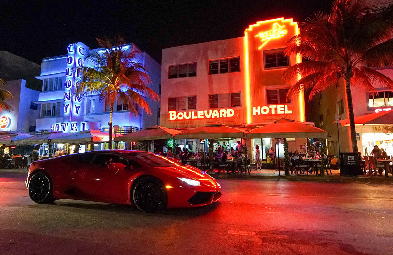 South Beach Miami Hotels