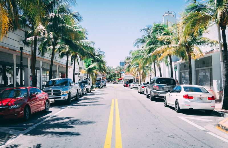 Miami South Beach Shopping