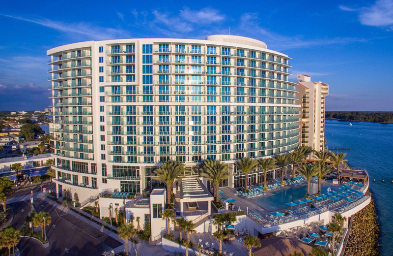 Opal Sands Clearwater Beach Resort