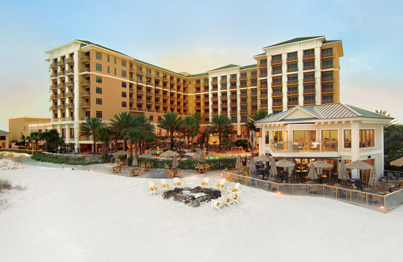 Sandpearl Clearwater Beach Resort