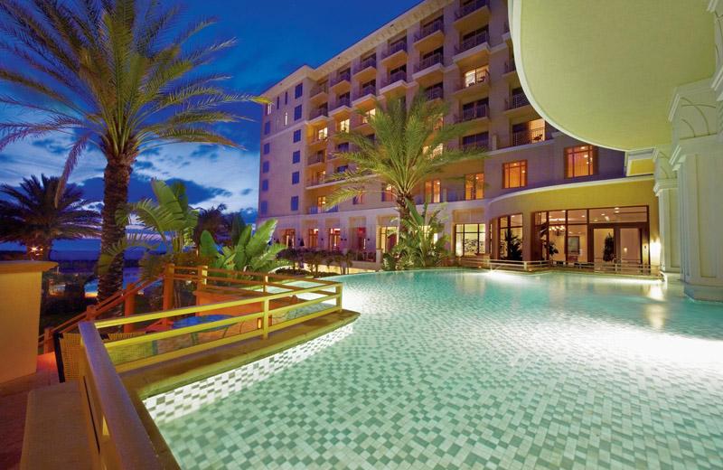 Sandpearl Pool Clearwater Beach Resort