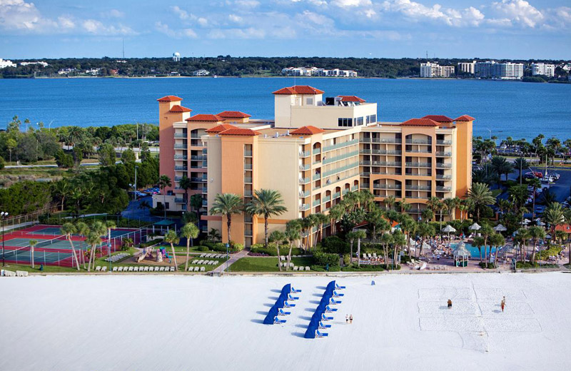 Sheraton Sand Key Clearwater Beach Resort