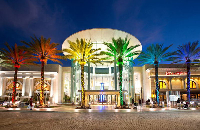 The Mall at Millenia Orlando Shopping