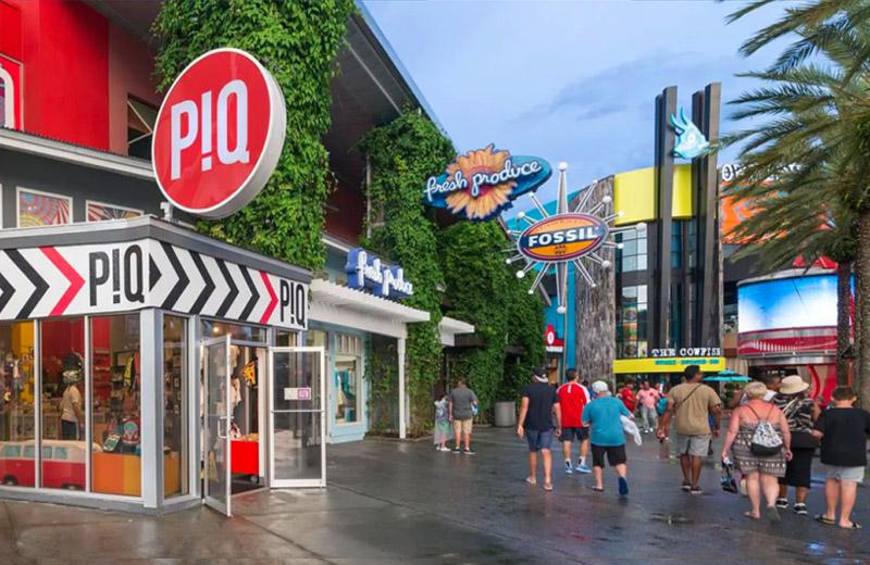 Universal CityWalk Orlando Shopping