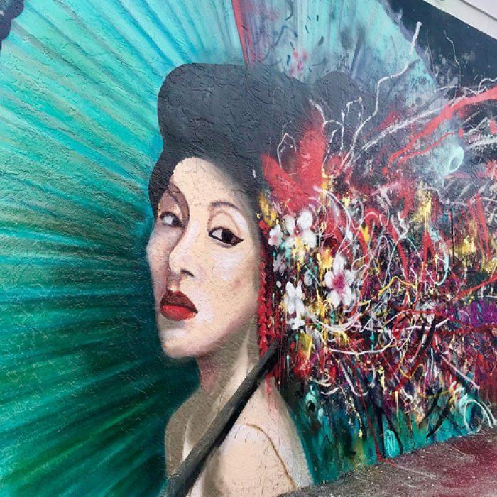 Wynwood Arts District Mural