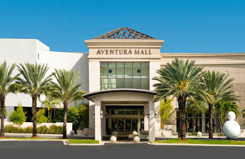 Aventura Mall Miami Shopping
