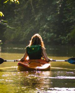 Kayaking Miami
