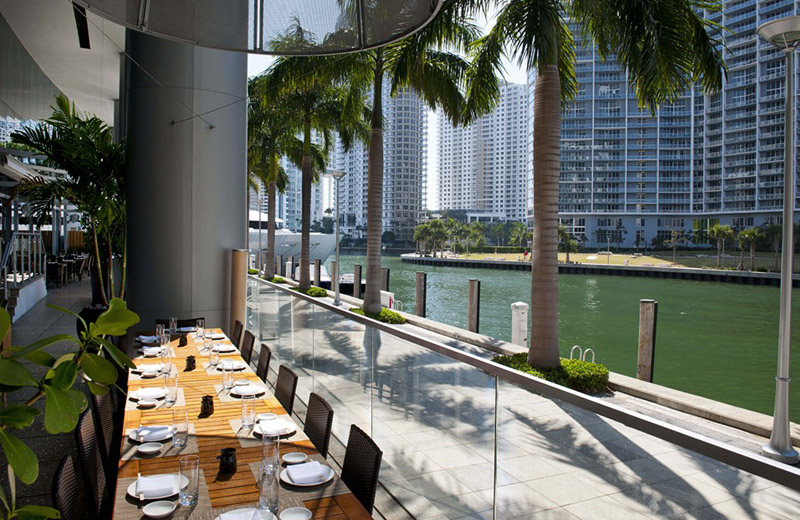 Zuma Downtown Miami Restaurant