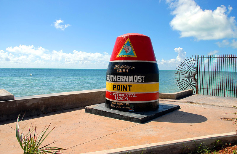 Southernmost Point Key West Buoy