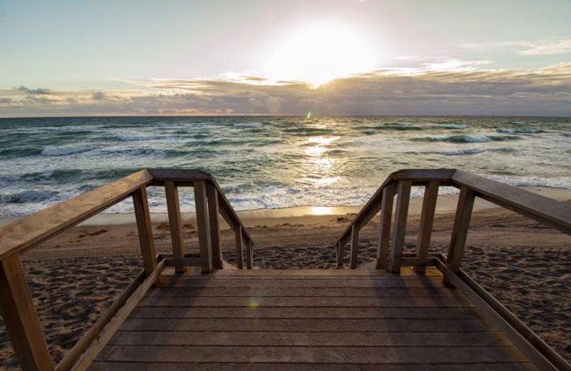 Dr Von D Mizell-Eula Johnson State Park Beach