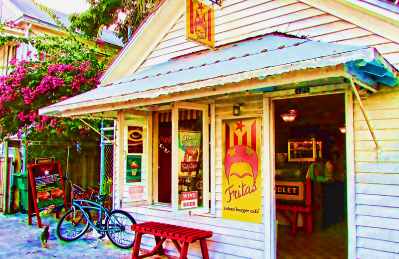 Fritas Cuban Burgers Key West