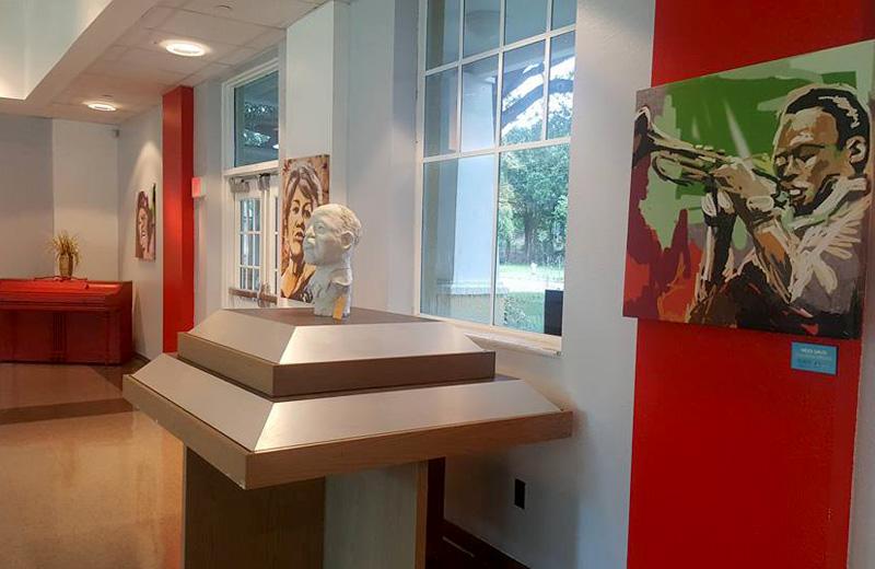 Dr Carter G Woodson Museum Art