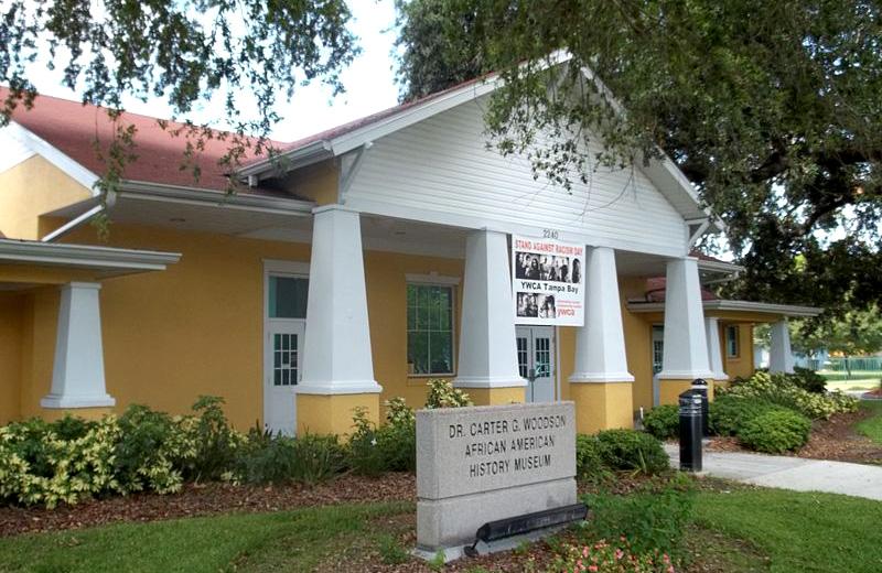 Dr Carter G Woodson Museum St Petersburg