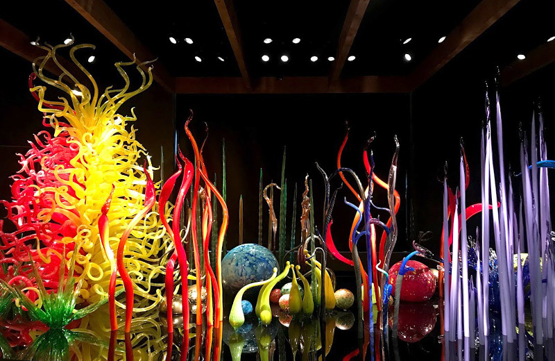 Morean Arts Center Chihuly Collection