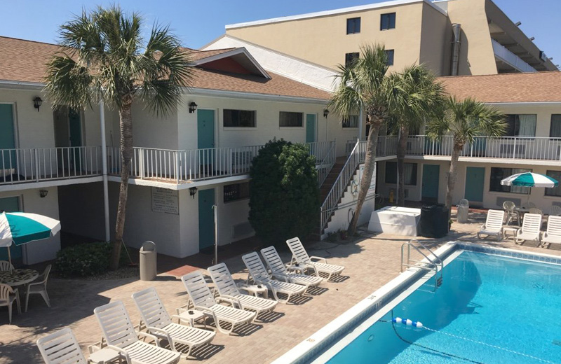 Sunset Inn Panama City Beach Hotel